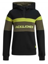 JACK & JONES JCOWISEMAN SWEAT HIGH NECK KA JR