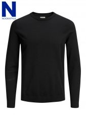 JACK & JONES JJEBASIC KNIT CREW NECK