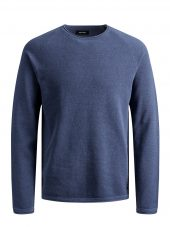 JACK & JONES JJEHILL KNIT CREW NECK