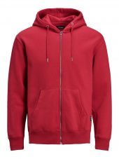 JACK & JONES JJESOFT SWEAT ZIP HOOD