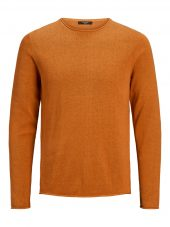 JACK & JONES JPRBLALINEN KNIT CREW NECK STS