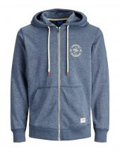 JACK & JONES JORGUNNAR SWEAT ZIP HOOD