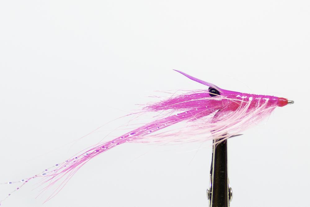 Kleven Ørretfluer Pattegrisen Pink 2-pk