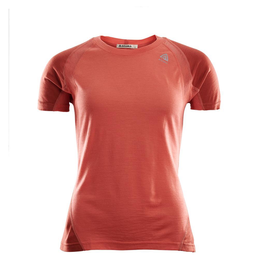 Aclima  LightWool Sports Tshirt, Woman