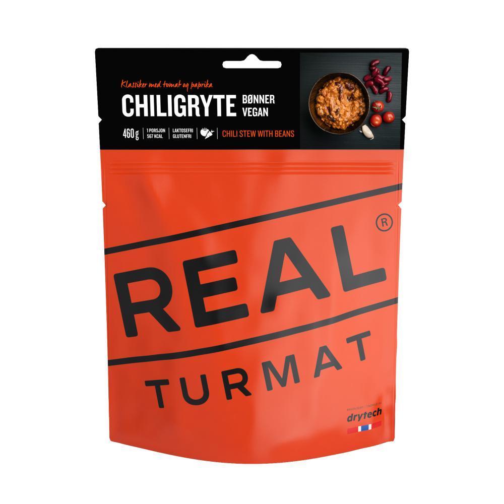 Real Turmat  Chiligryte (Vegan)