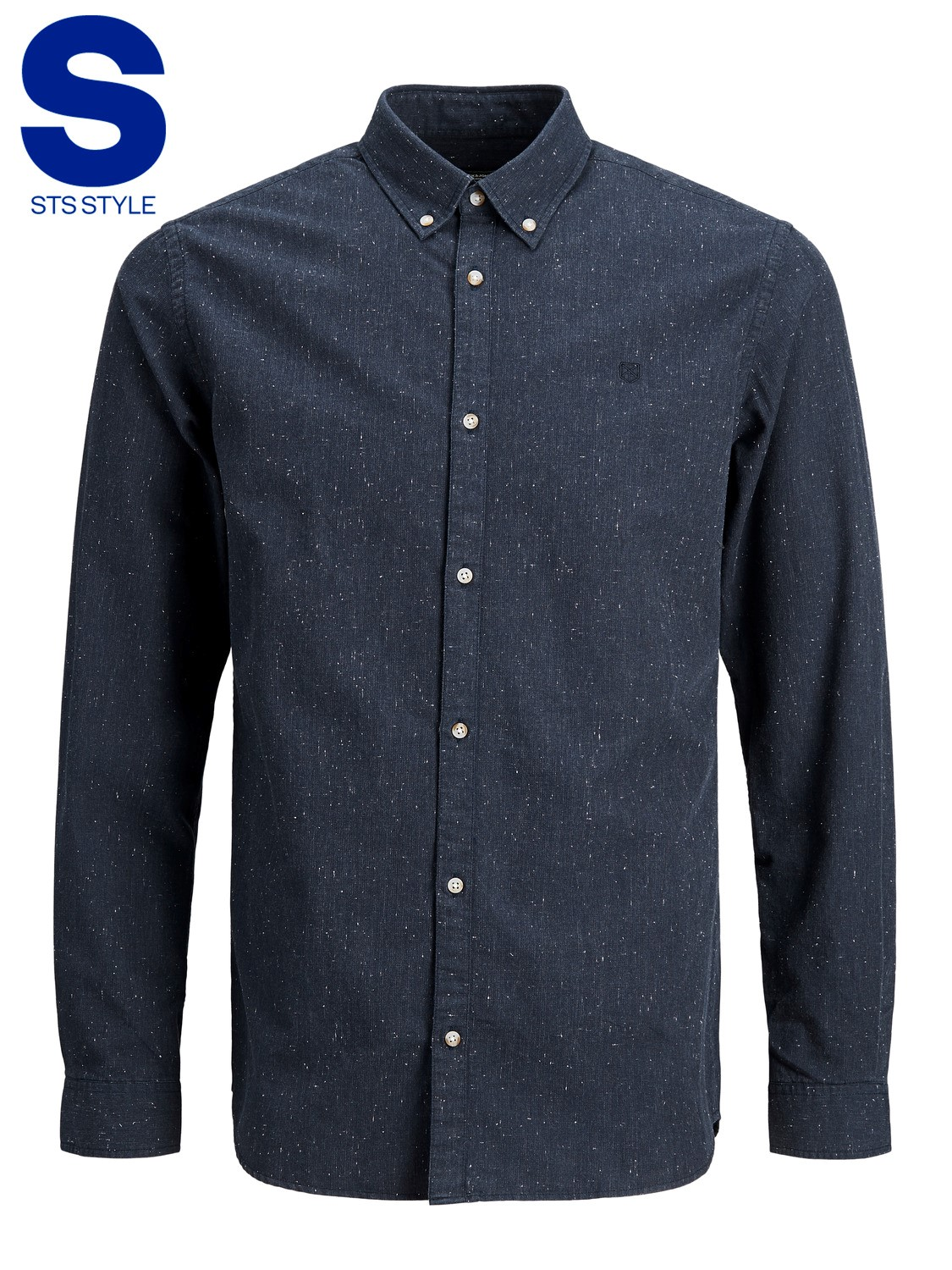 JACK & JONES JPRBLALOGO AUTUMN SHIRT L/S STS
