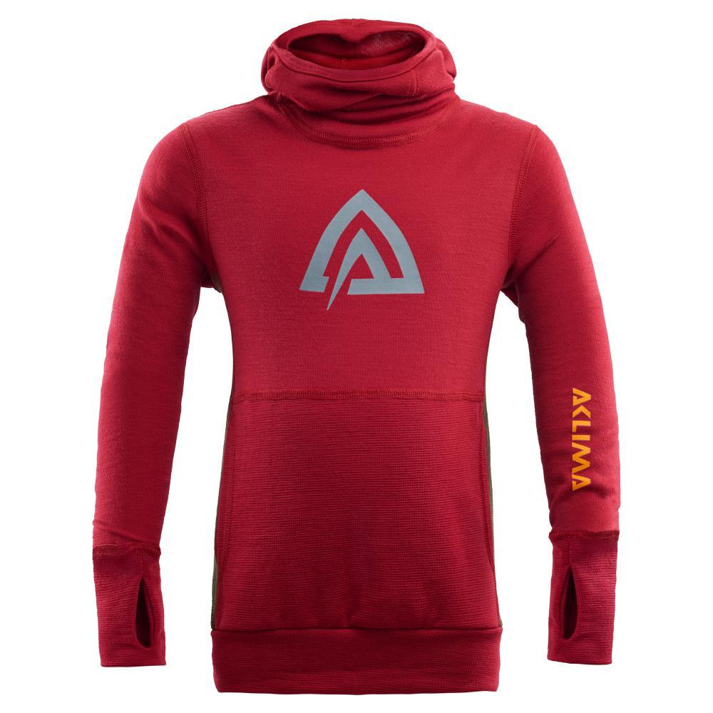 Aclima  WarmWool Hood Sweater, Childre