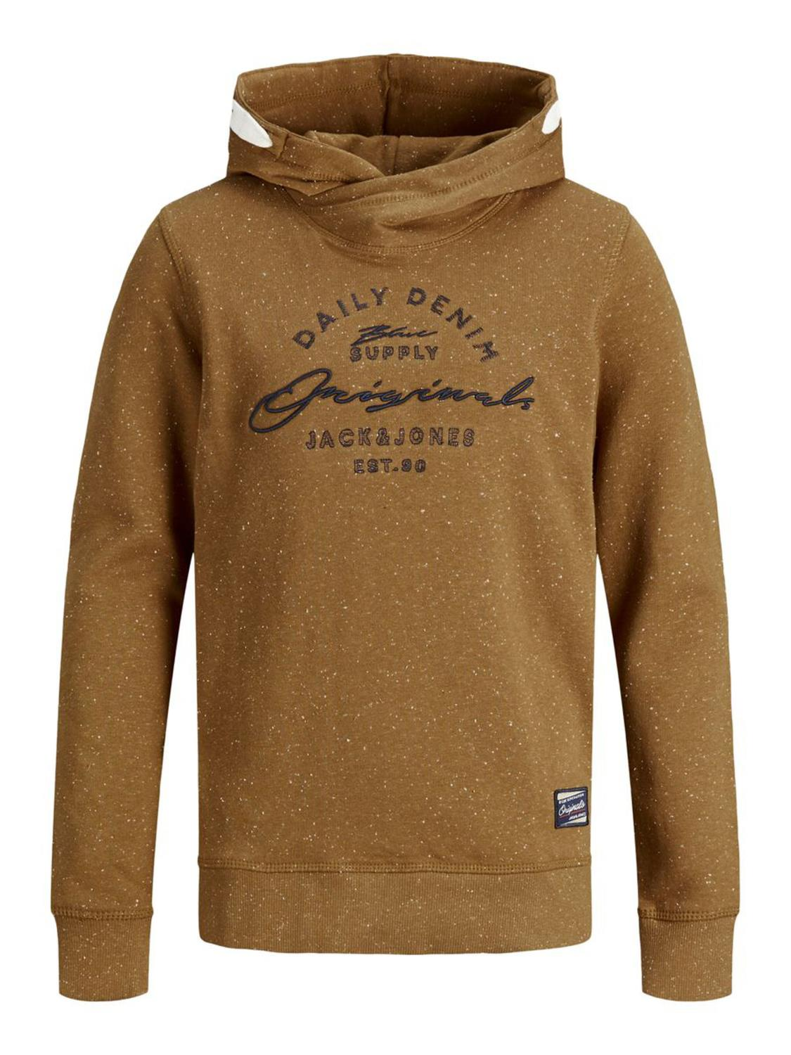 JACK & JONES JORREUBEN SWEAT HOOD JR