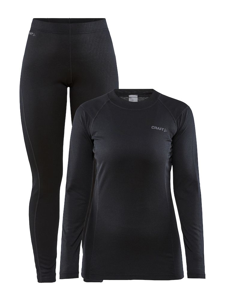 Craft  Core Warm Baselayer Set W