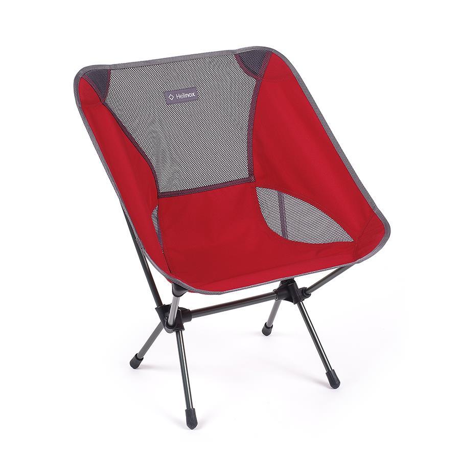 Helinox Chair One Scarlet/Iron/Steel Grey