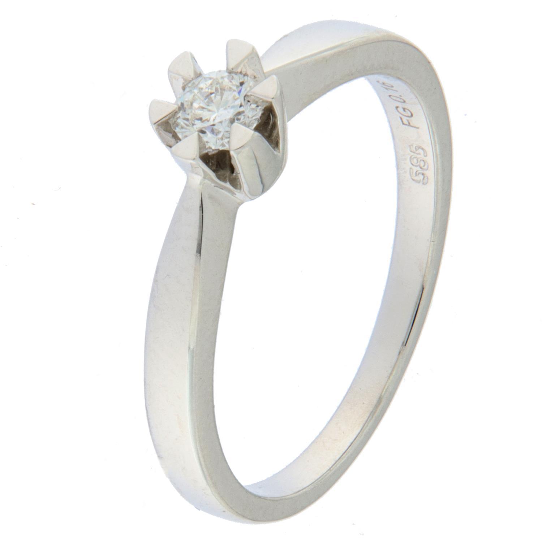 Ring hv.g 0,15ct TWSI Victoria (veil. 10.990,-)