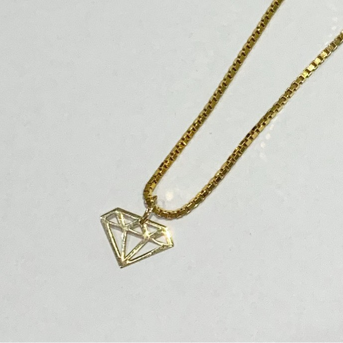 "Anheng gull ""Diamant""-formet"