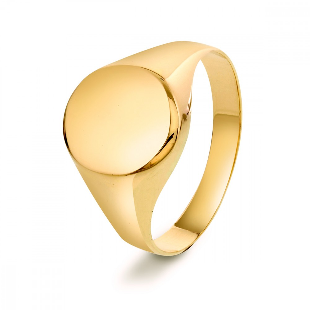 Ring gull signet medium /uni