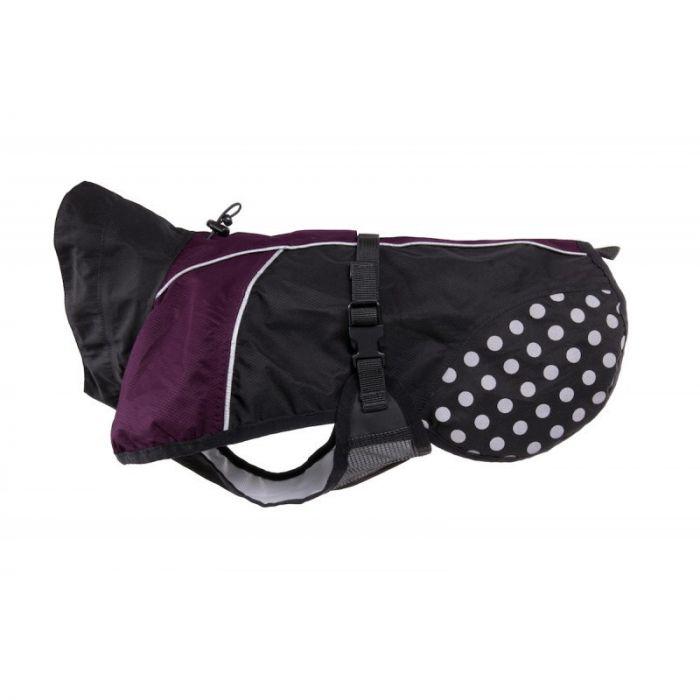 Beta Pro Raincoat, Purple 45cm