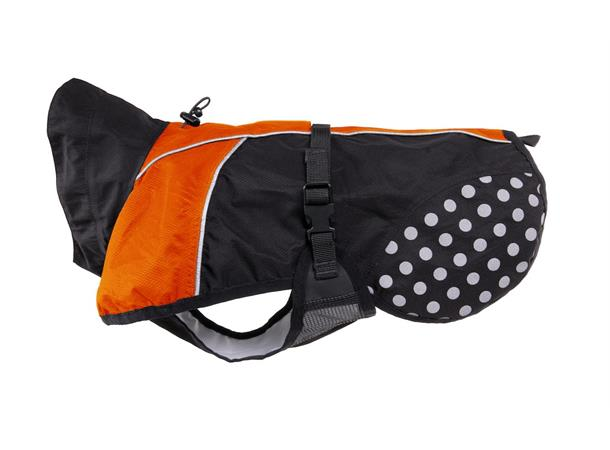Beta Pro Raincoat, Orange 55cm