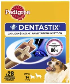 MF PEDIGREE DENTASTIX SMALL 440GR 28ST OBS 4 ST/LÅ