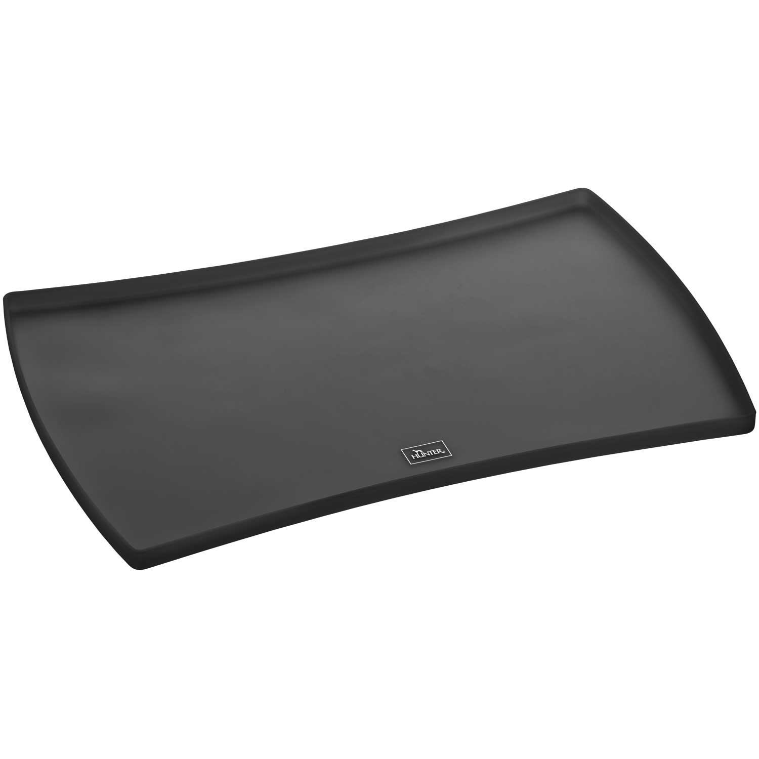 Hunter Silicone Pad for Bowls S Selection, black 48x30 cm