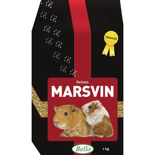 BELLO MARSVINSPELLETS PREMIUM 1KG
