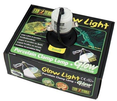 GLOWLIGHT S 14.4x14.4x14.4CM EXOTERRA E27