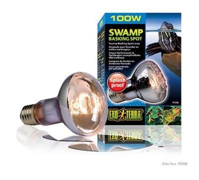 SWAMP BASKING SPOT 100W R25 E27 EXOTERRA