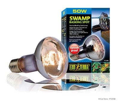 SWAMP BASKING SPOT 50W R20 E27 EXOTERRA