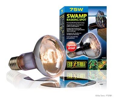 SWAMP BASKING SPOT 75W R20 E27 EXOTERRA