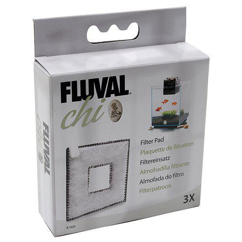 FLUVAL CHI FINFILTER 3PACK