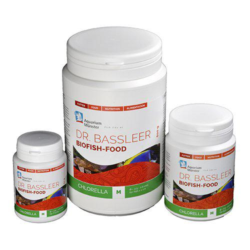DR BASSLEER BIOFISHFOOD CHLORELLA M 150g