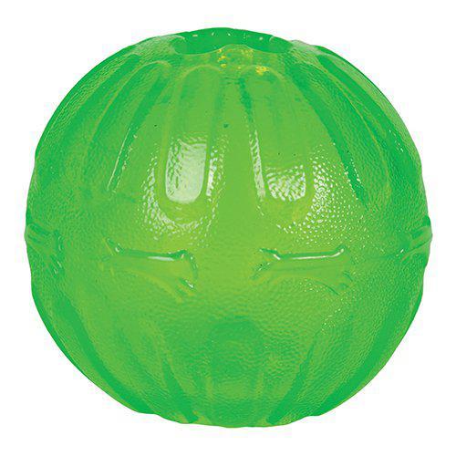 Starmark funball grønn M/L 9cm