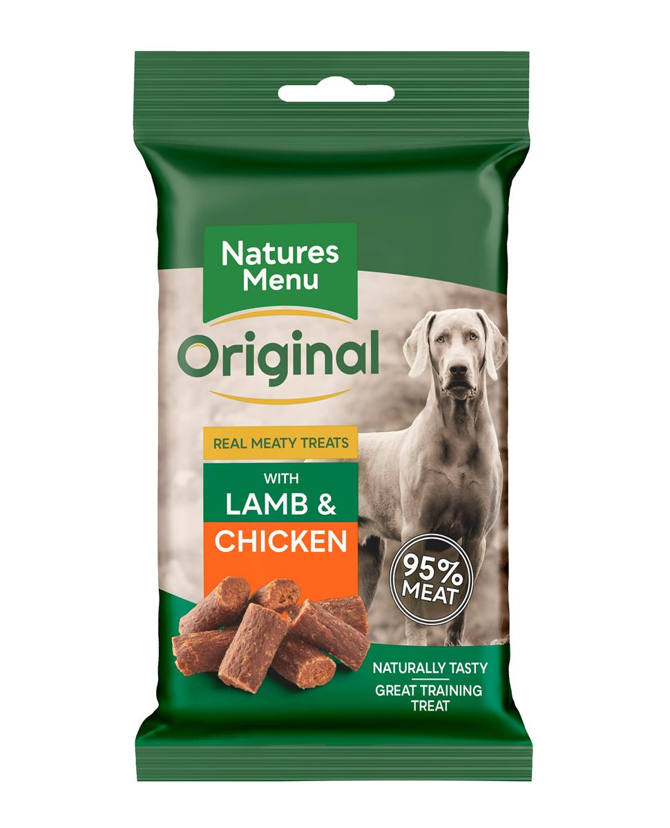 NM Snacks Hund Lam & Kylling 60g