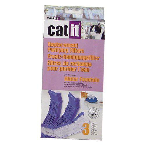 CATIT KULLFILTER 3 STK