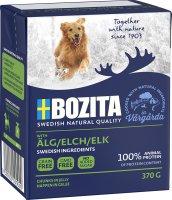 Bozita Naturals Hund Elg 370g