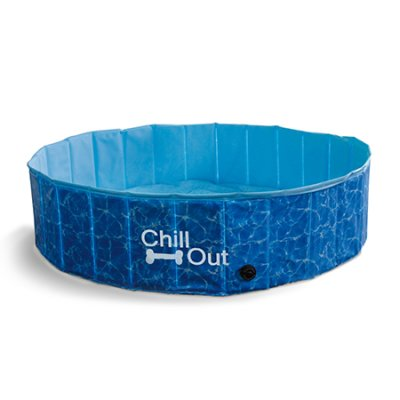 CHILL OUT HUNDPOOL 120x30CM