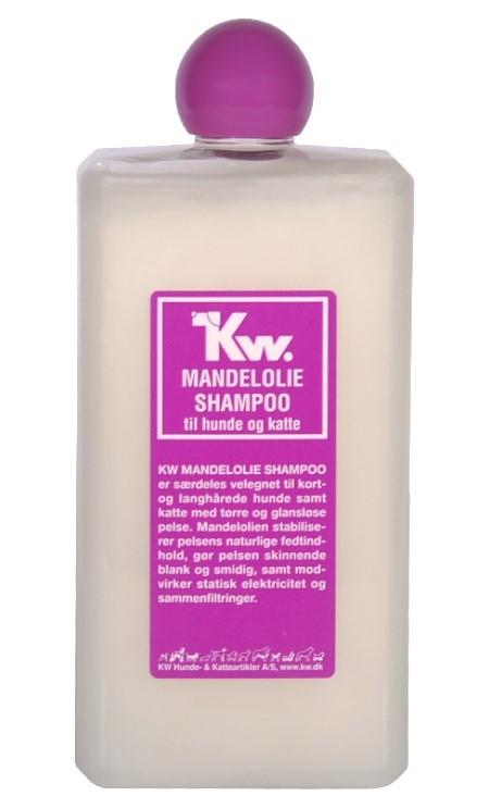 KW MANDELSHAMPO 500ML