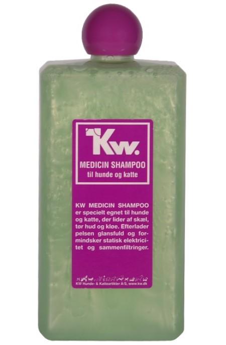 KW MEDISIN SHAMPO 500ML