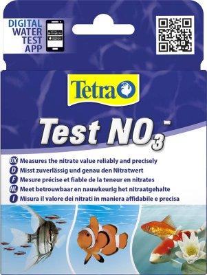 TETRA TEST NITRAT NO3 RÄCKER TILL 45 TEST