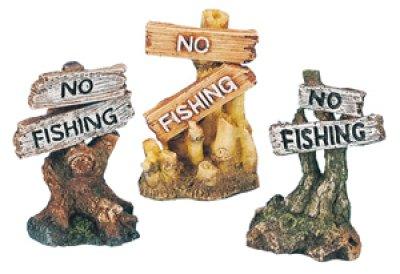 NO FISHING MIX SKILT 8CM POLYESTER