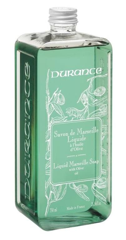 Durance flytende såpe Oliven 750 ml