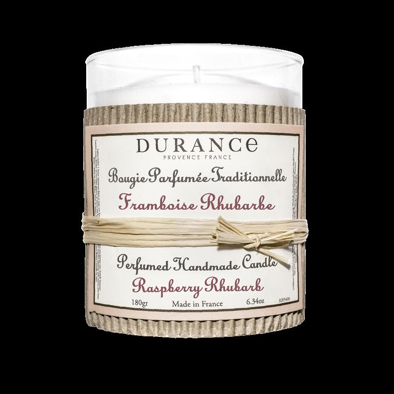 Durance duftlys Bringebær rabarbra