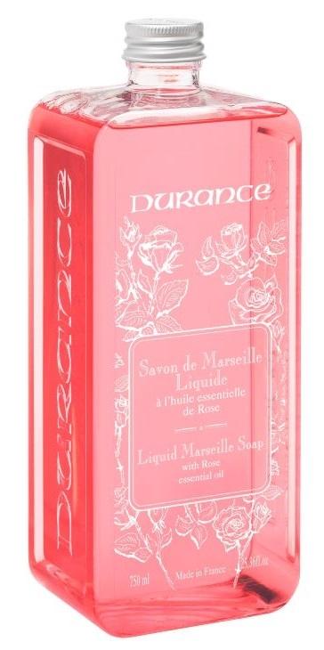 Durance flytende såpe Rose 750 ml.