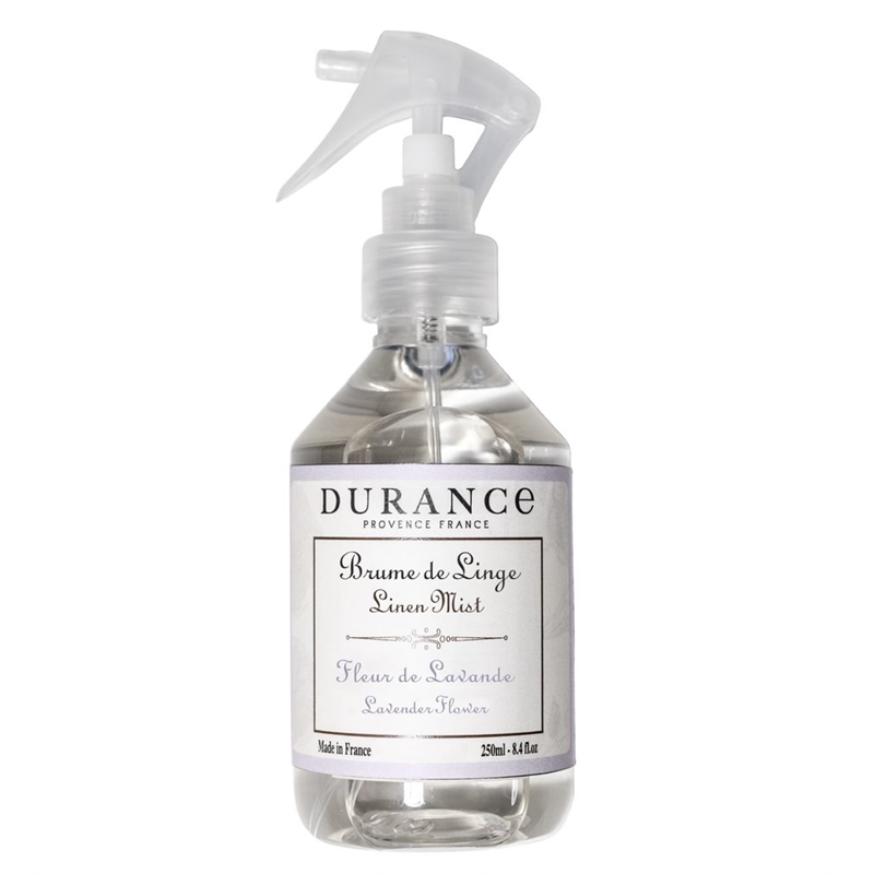 Durance linen spray Lavendel 250 ml.