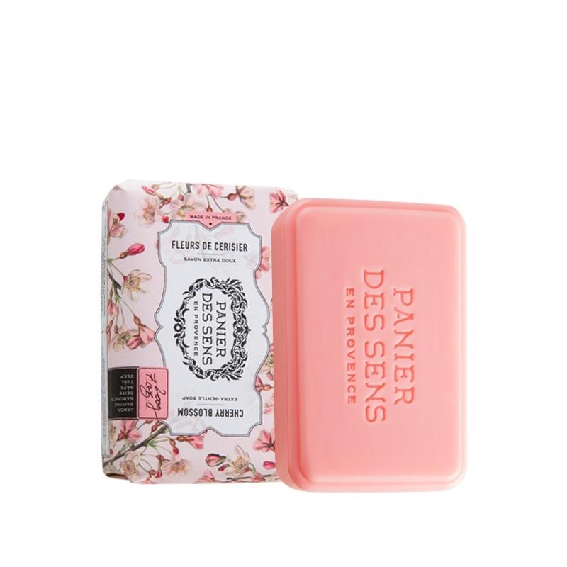 Panier såpe i papir 200g Kirsebærblomst
