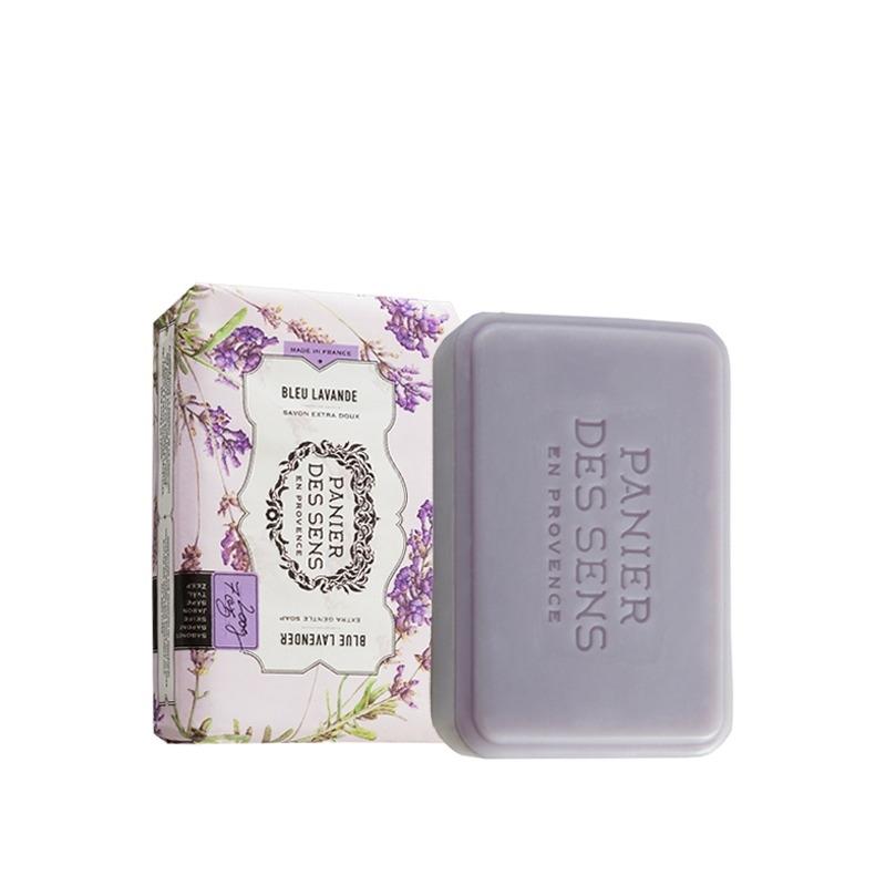 Panier såpe i papir 200g Lavendel
