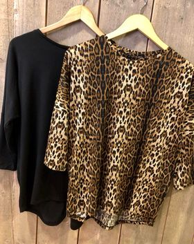 Leo blouse