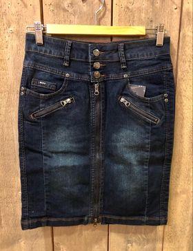 Cheia skirt jeans