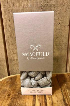 Smagfuld fylte drops Salted caramel