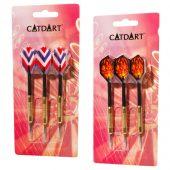 Catdart  Dartpiler 3 stk