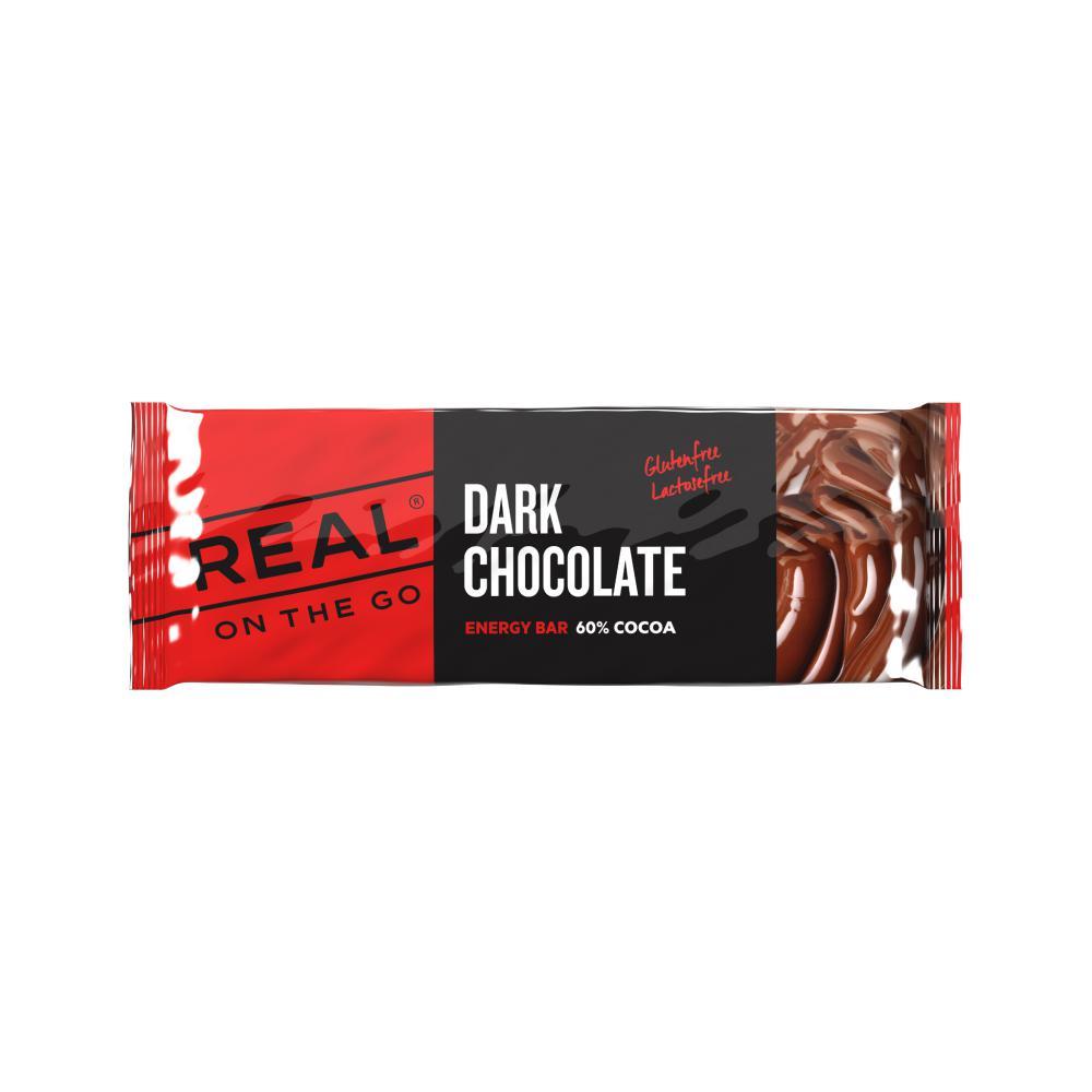 Real Turmat  Energy Sjokolade 50 gr