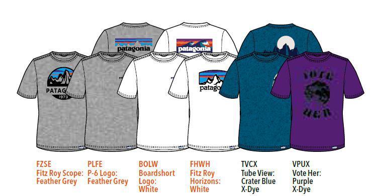 Patagonia  M Cap Cool Daily Graphic Shirt