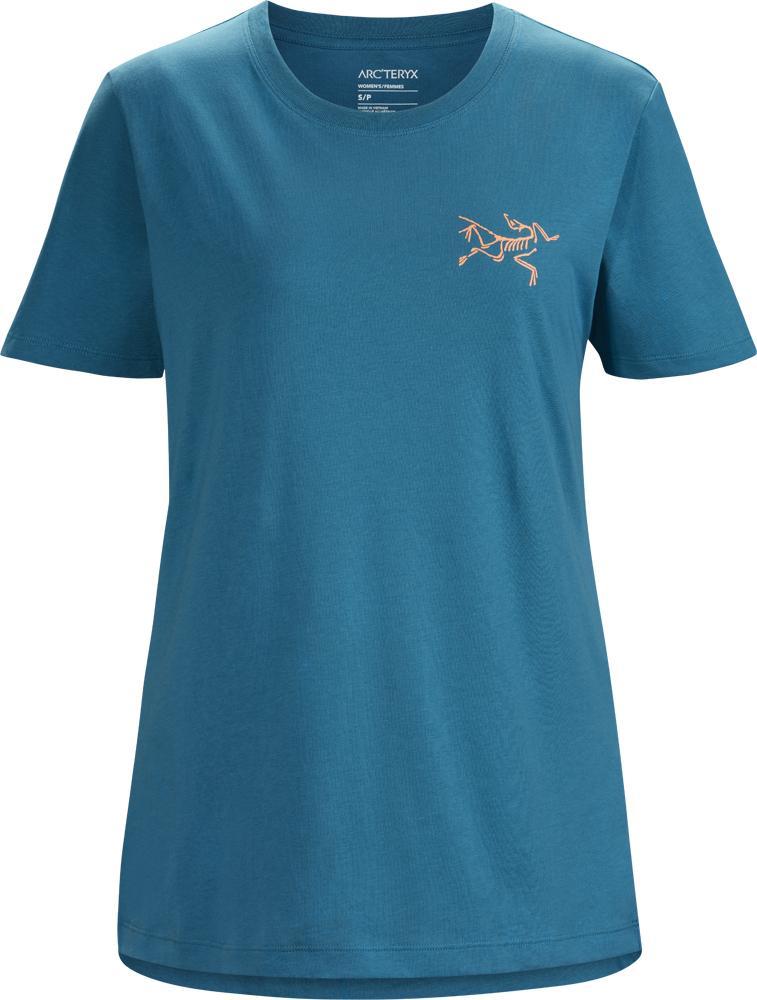 ArcTeryx  Bird Emblem T-Shirt Ss Women's
